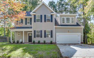 The Farmettes in Rural Grassfield by Wetherington Homes in Norfolk-Newport News Virginia