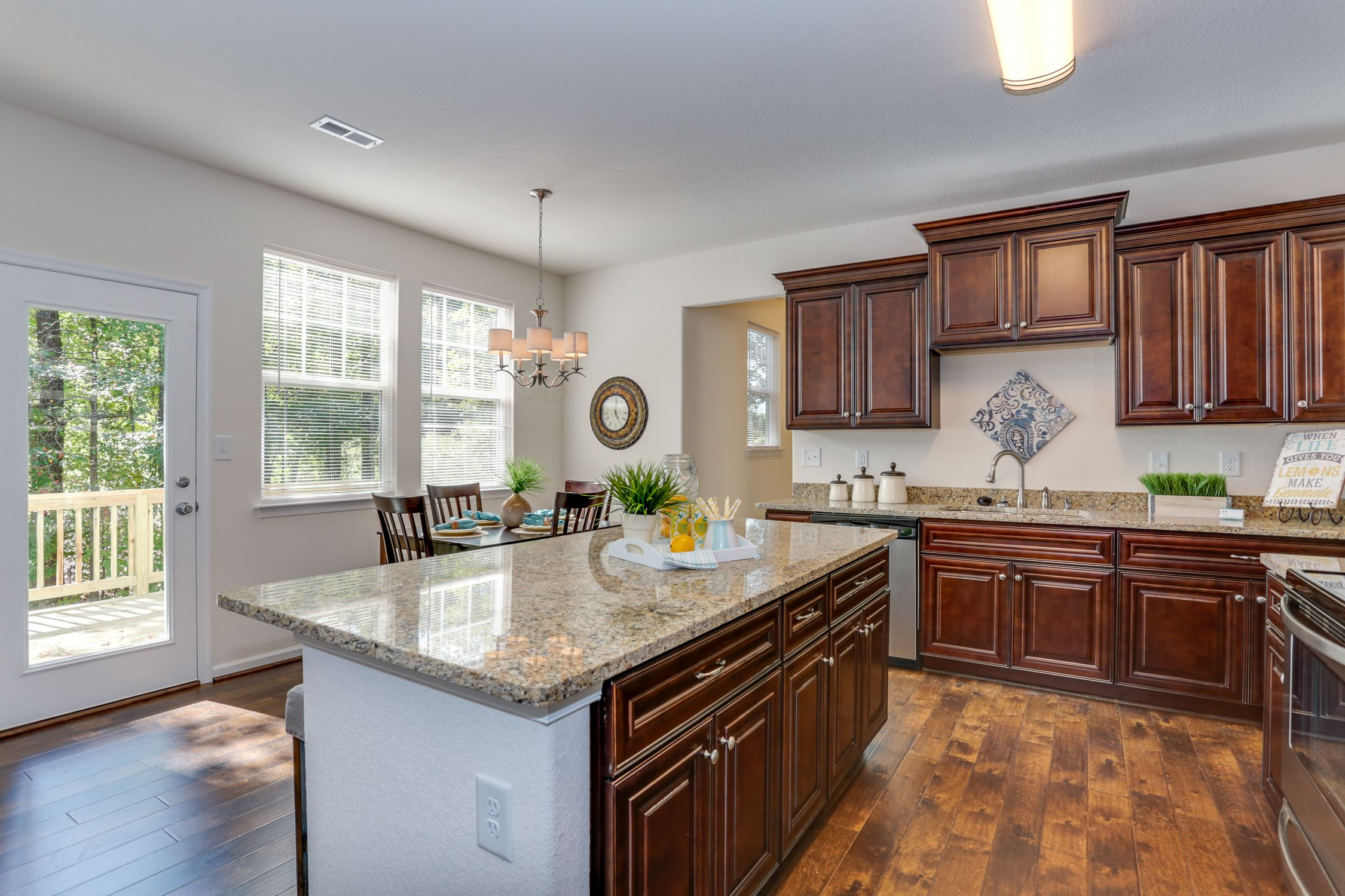 Kitchen featured in The Birch By Wetherington Homes in Norfolk-Newport News, VA
