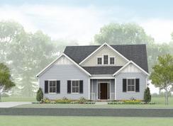 Cedar II - The Cottages at Norfolk Highlands: Chesapeake, Virginia - Wetherington Homes