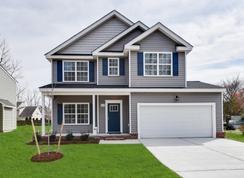 Magnolia II - The Cottages at Norfolk Highlands: Chesapeake, Virginia - Wetherington Homes