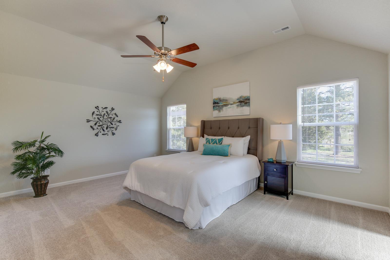 Bedroom featured in the Magnolia II By Wetherington Homes in Norfolk-Newport News, VA