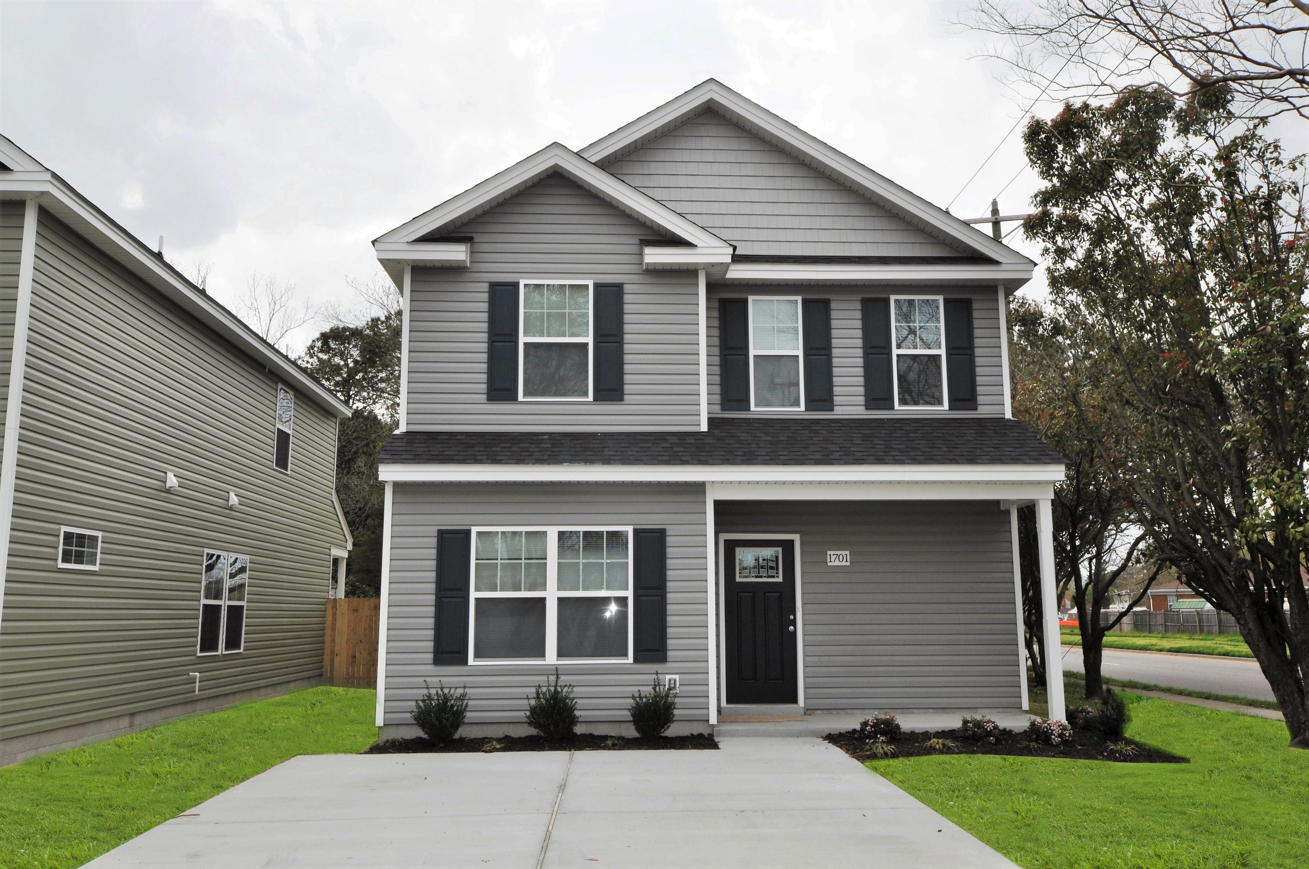 Exterior featured in the Hickory By Wetherington Homes in Norfolk-Newport News, VA