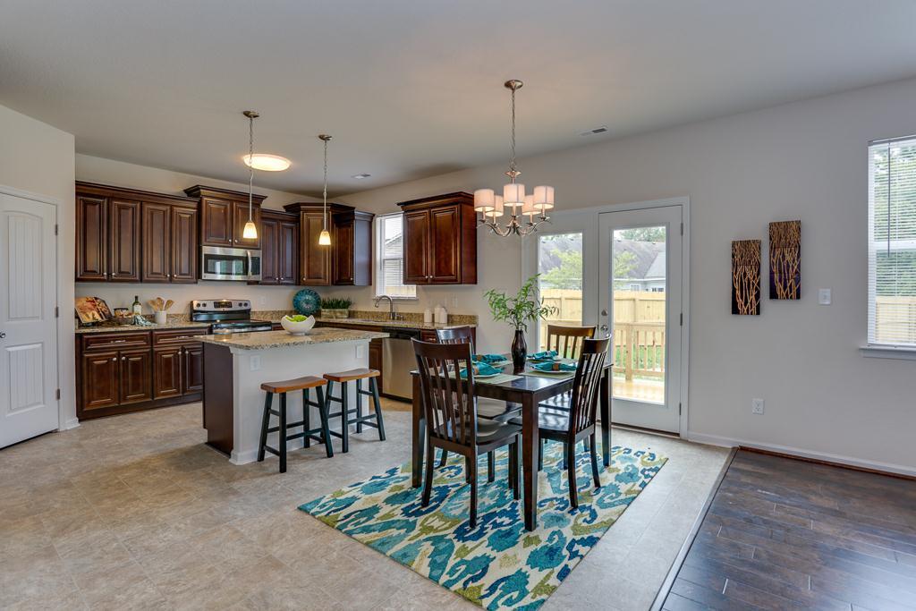 Kitchen featured in the Cedar II By Wetherington Homes in Norfolk-Newport News, VA