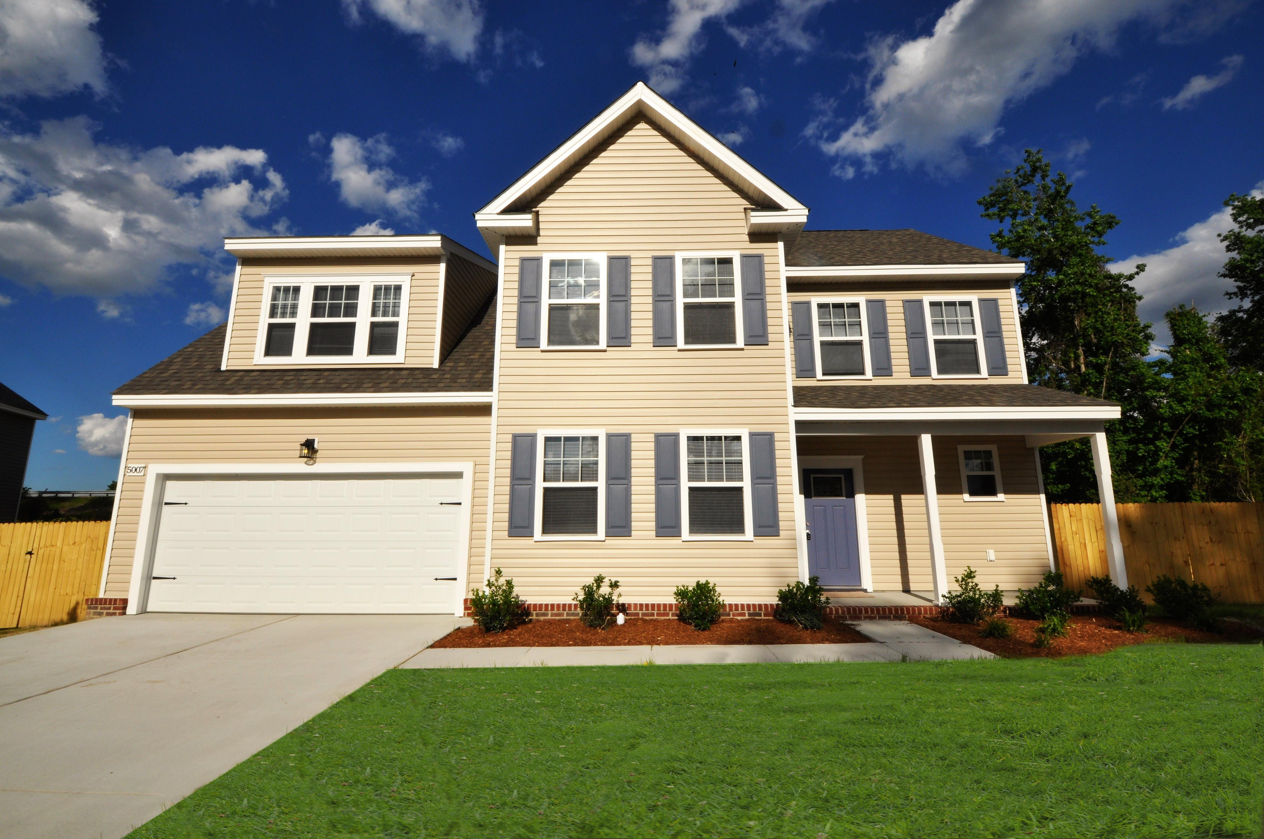 Exterior featured in the Birch  By Wetherington Homes in Norfolk-Newport News, VA
