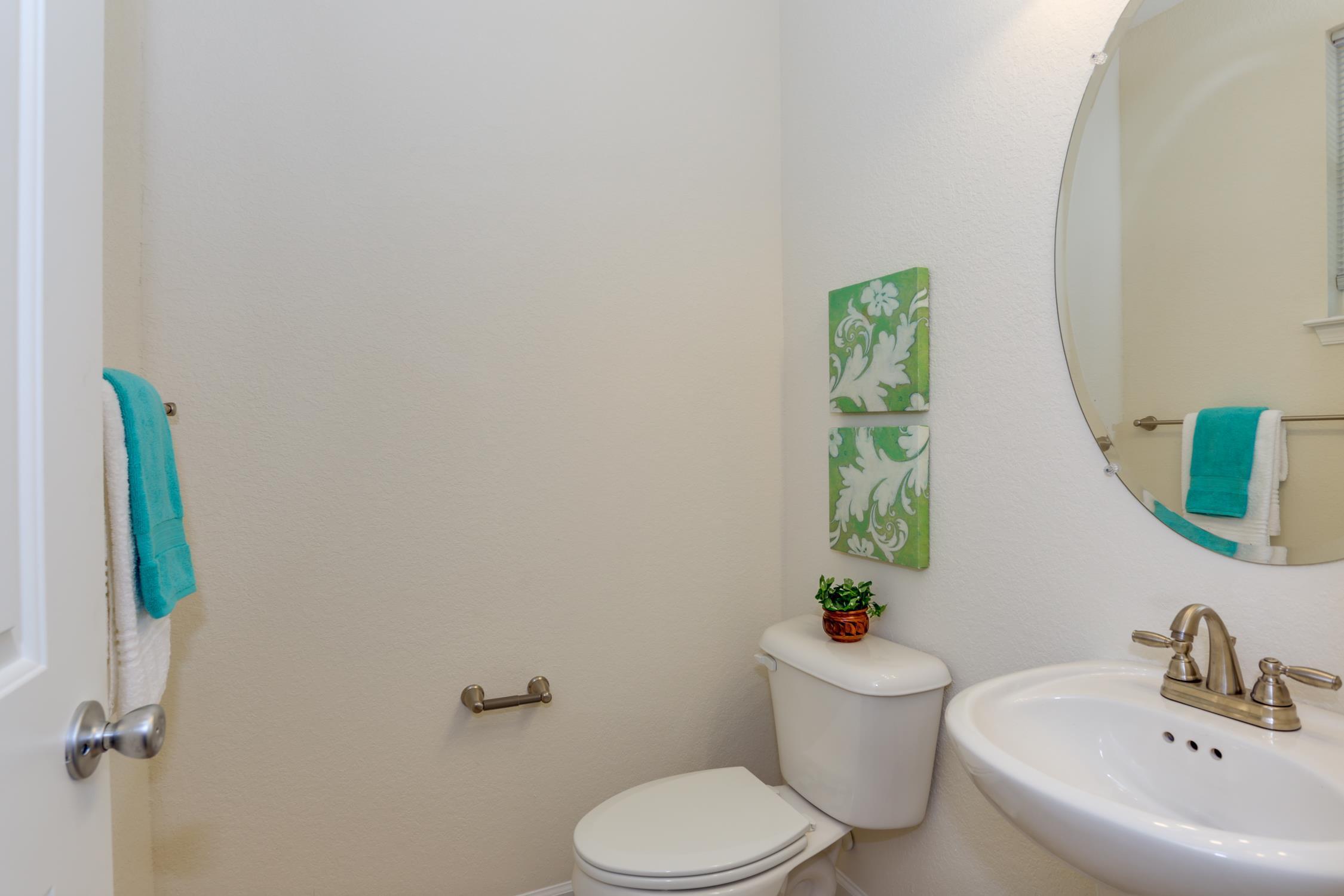 Bathroom featured in the Birch  By Wetherington Homes in Norfolk-Newport News, VA