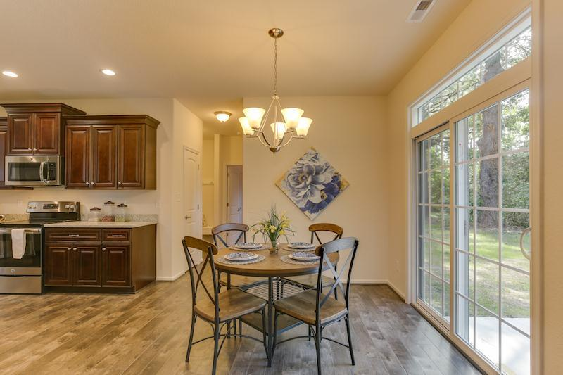 Kitchen featured in the Dogwood IV By Wetherington Homes in Norfolk-Newport News, VA