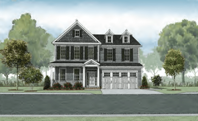 'Holland Meadows at Windsor' by Wetherington Homes in Norfolk-Newport News