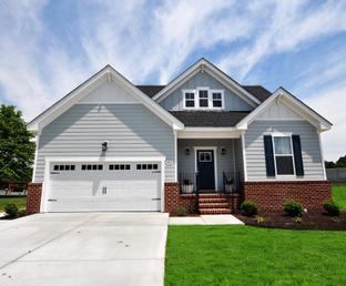 Cedar II - Holland Meadows at Windsor: Windsor, Virginia - Wetherington Homes