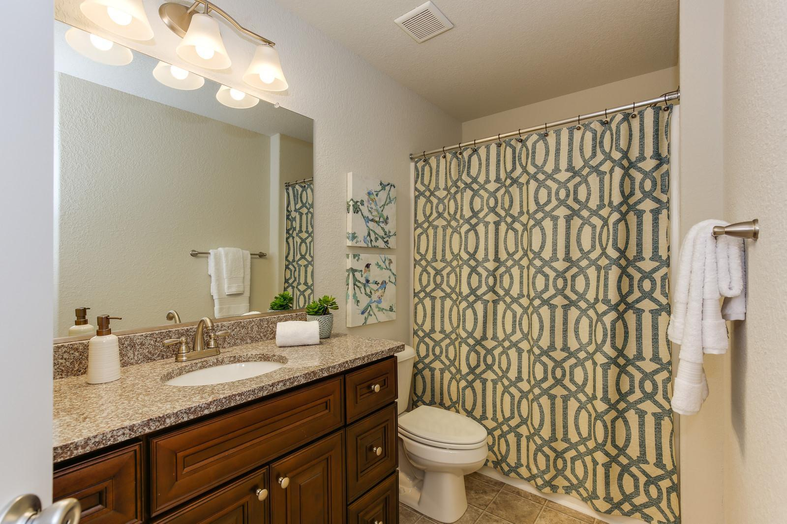 Bathroom featured in the Magnolia II By Wetherington Homes in Norfolk-Newport News, VA