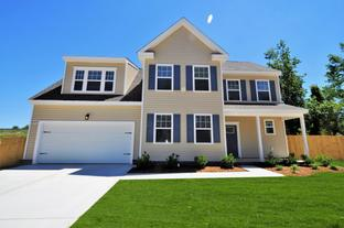 Birch - Holland Meadows at Windsor: Windsor, Virginia - Wetherington Homes