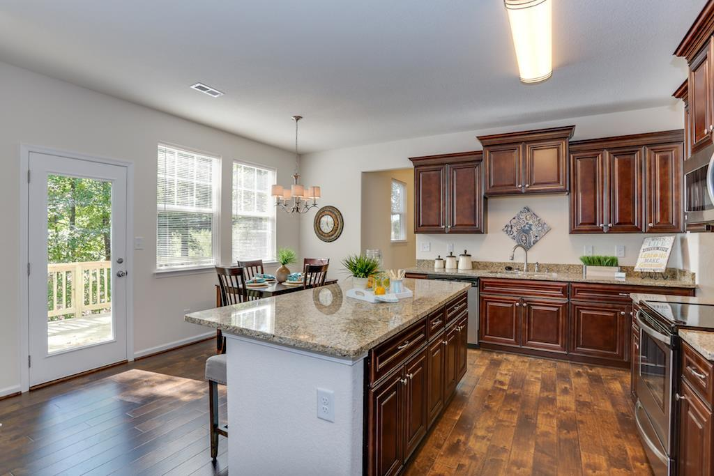 Kitchen featured in the Birch By Wetherington Homes in Norfolk-Newport News, VA