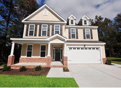 Laurel - Holland Meadows at Windsor: Windsor, Virginia - Wetherington Homes