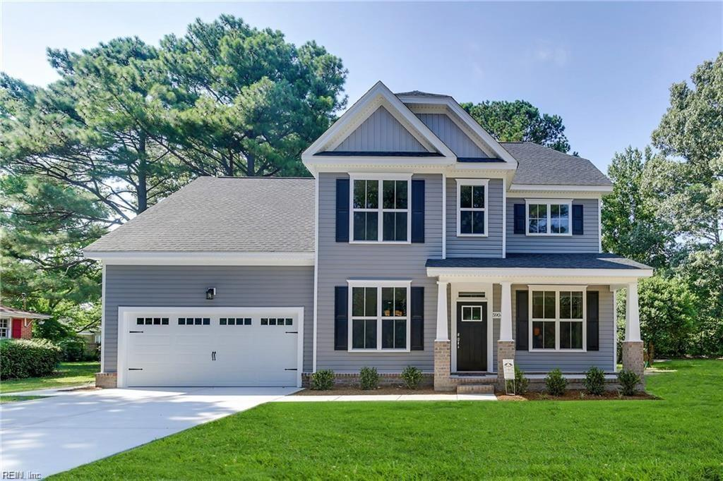 Exterior featured in the Dogwood  By Wetherington Homes in Norfolk-Newport News, VA