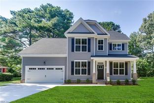 Dogwood - Holland Meadows at Windsor: Windsor, Virginia - Wetherington Homes