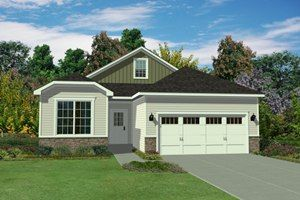 Deerfield:Cottage Elevation
