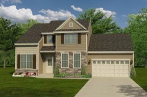 Redfield:Cottage Elevation