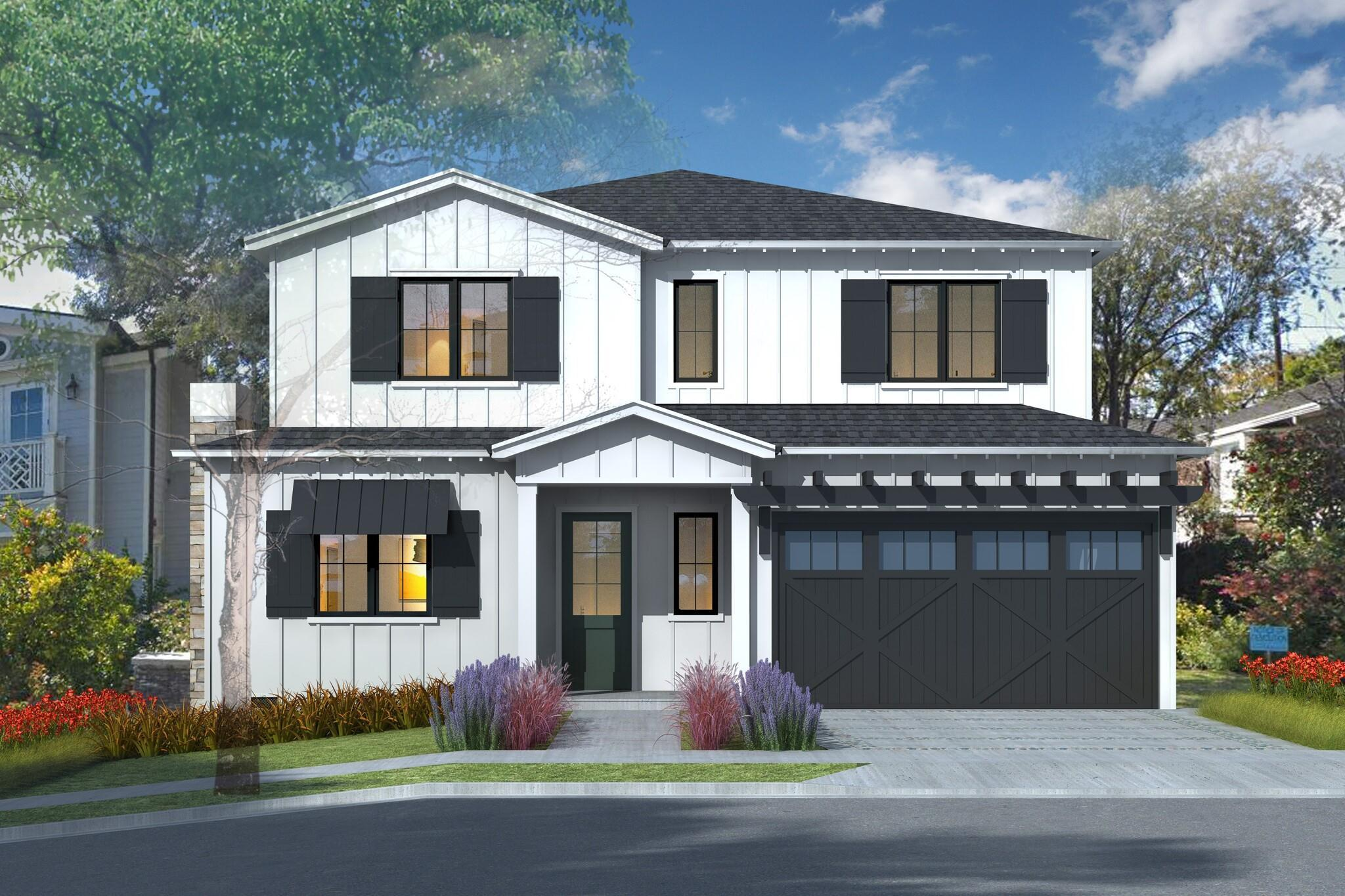 Exterior featured in The Persimmon Collection By Thomas James Homes in Los Angeles, CA