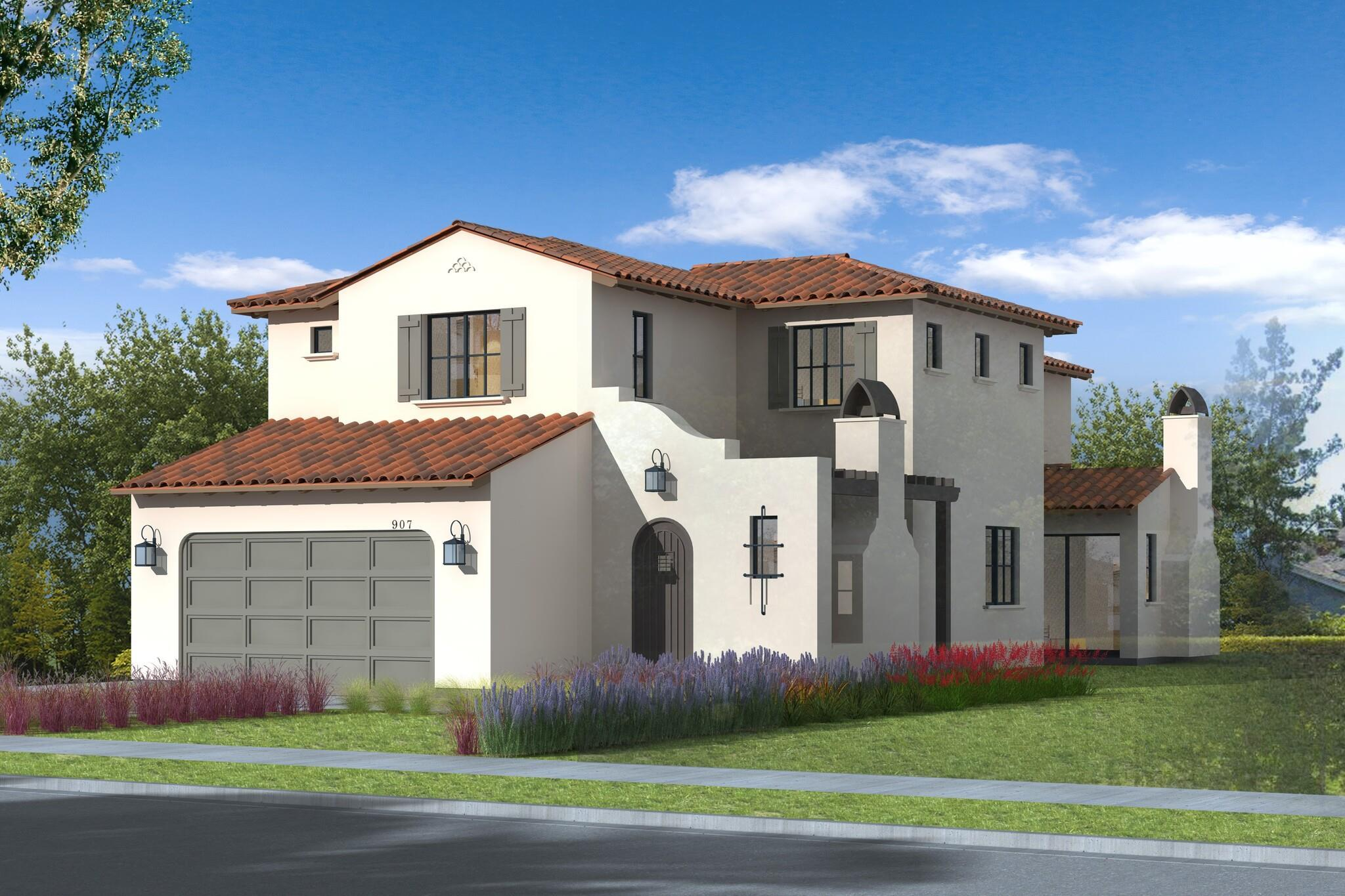 Exterior featured in The Elm Collection By Thomas James Homes in Los Angeles, CA