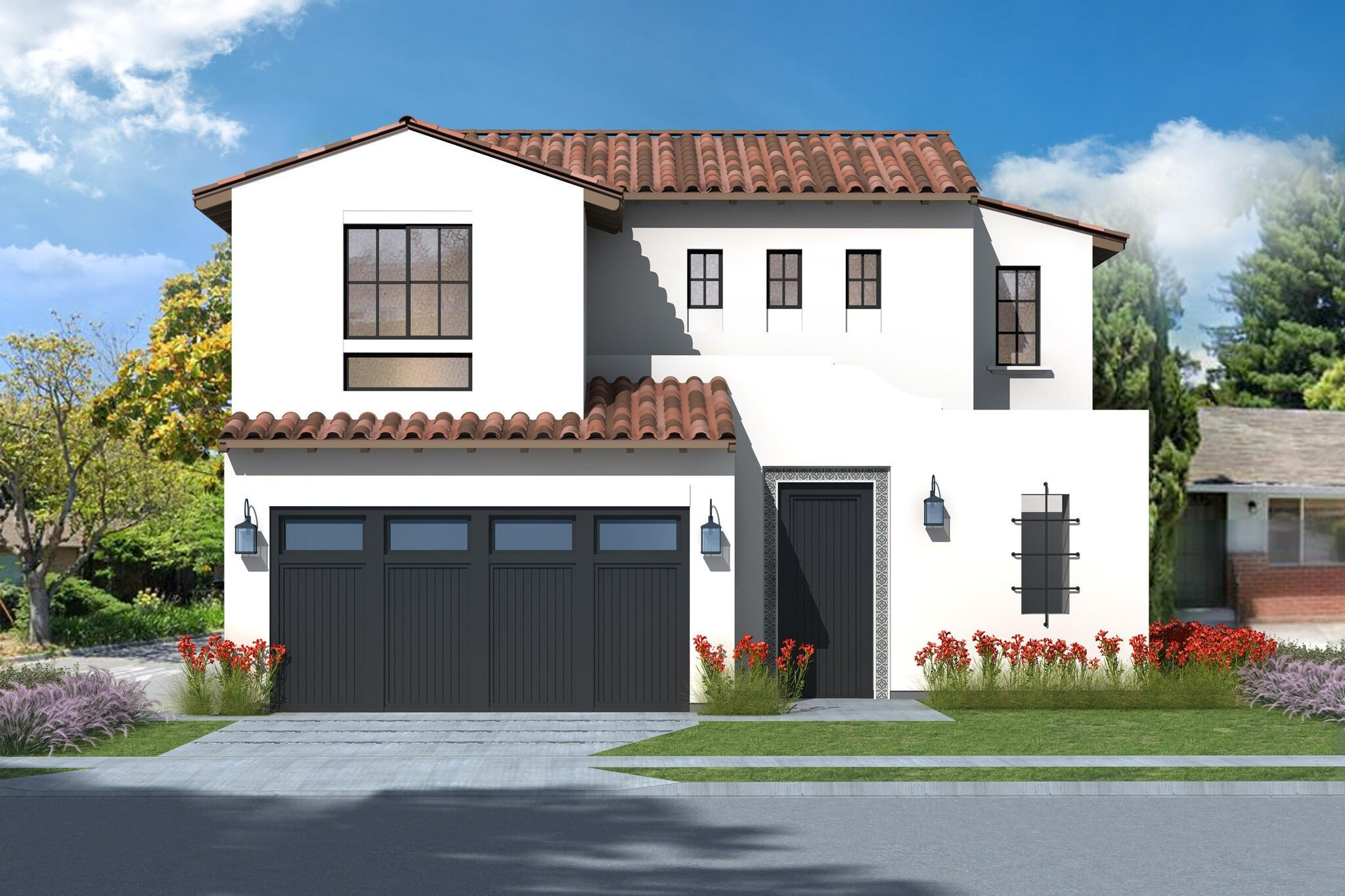 Exterior featured in The Noble Collection By Thomas James Homes in Los Angeles, CA