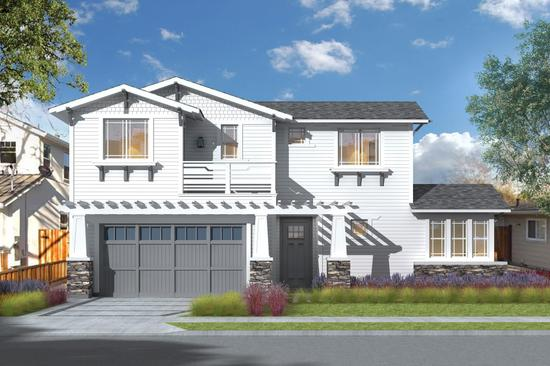 West San Jose New Homes For