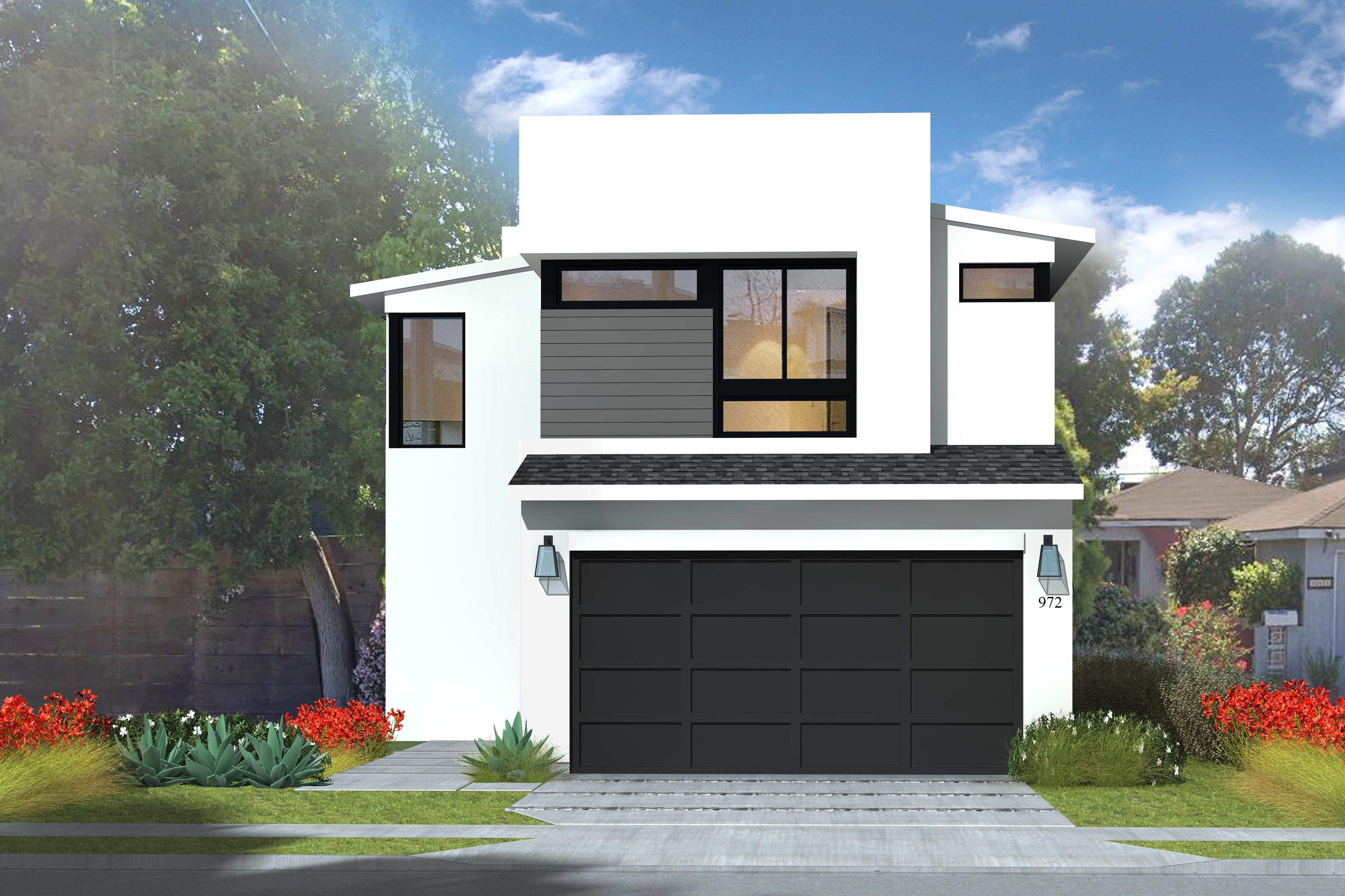 Exterior featured in The Alder Collection By Thomas James Homes in Los Angeles, CA