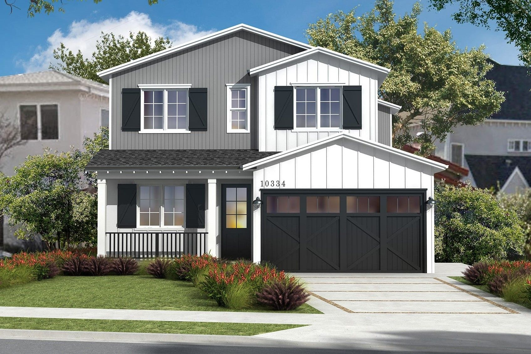 Exterior featured in The Evergreen Collection By Thomas James Homes in Los Angeles, CA