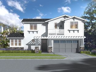 The Olive Collection - SoCal- Build on Your Homesite: Culver City, California - Thomas James Homes