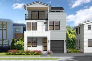 The Eldorado Collection - Northwest Modern - Pacific NW - Build on Your Homesite: Bellevue, Washington - Thomas James Homes