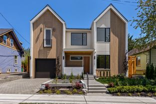 The Larkspur Collection - Pacific NW - Build on Your Homesite: Bellevue, Washington - Thomas James Homes