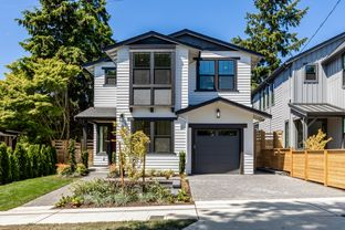 The Tamarack Collection - Traditional - Pacific NW - Build on Your Homesite: Bellevue, Washington - Thomas James Homes