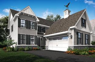 The Preston - Villages at Northridge - A True Custom Builder: Kennett Square, Pennsylvania - Thompson Communities