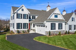 The Haddon - Villages at Northridge - A True Custom Builder: Kennett Square, Pennsylvania - Thompson Communities