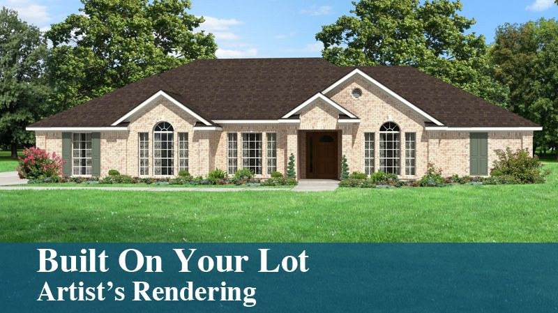 Build On Your Lot Homes Houston Tx