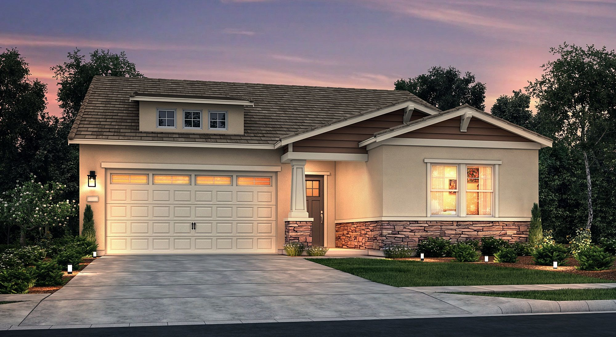 Crystal Cove At River Island In Lathrop Ca New Homes