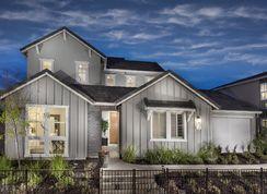 Residence Three - Legacy at Poppy Lane: Elk Grove, California - Tim Lewis Communities