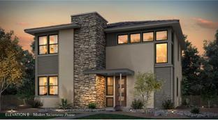 Residence Two - Sutter Park-The Classics: Sacramento, California - Tim Lewis Communities
