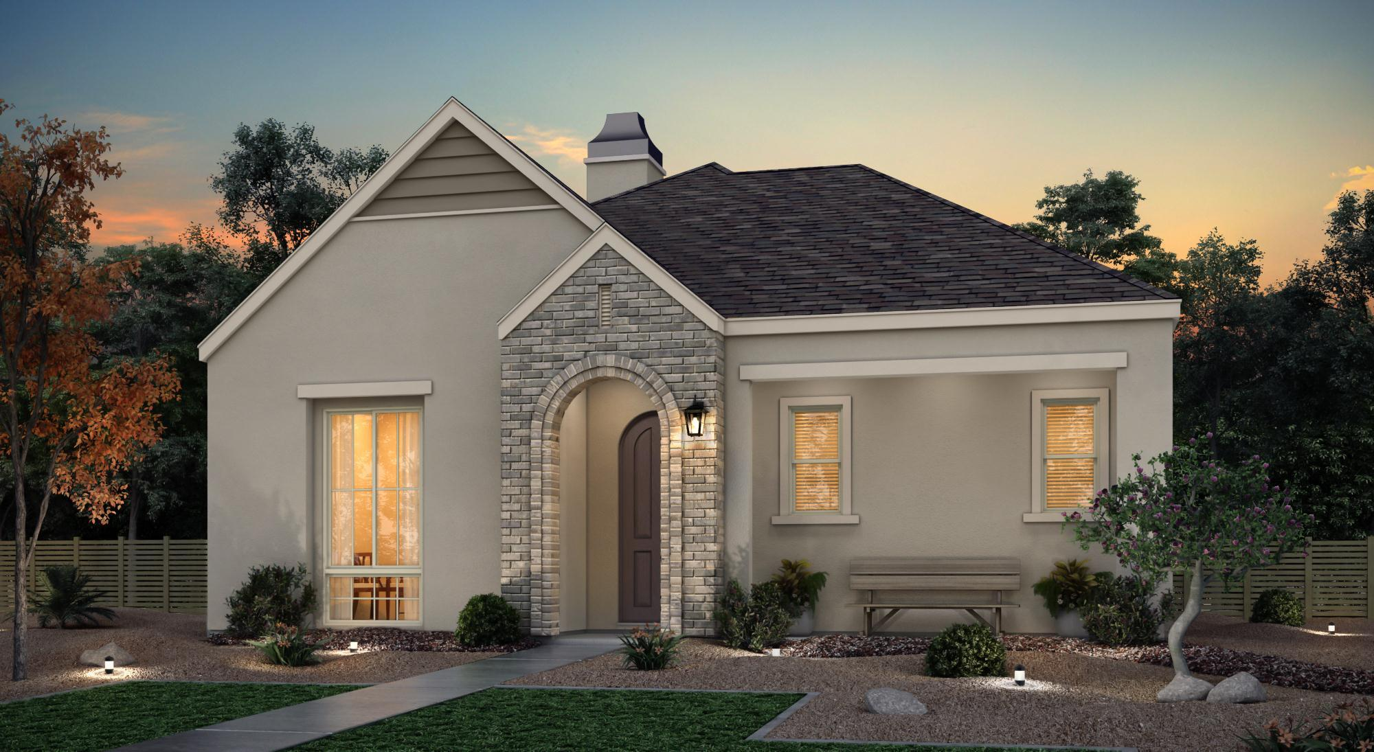 'Sutter Park-The Classics' by Tim Lewis Communities in Sacramento