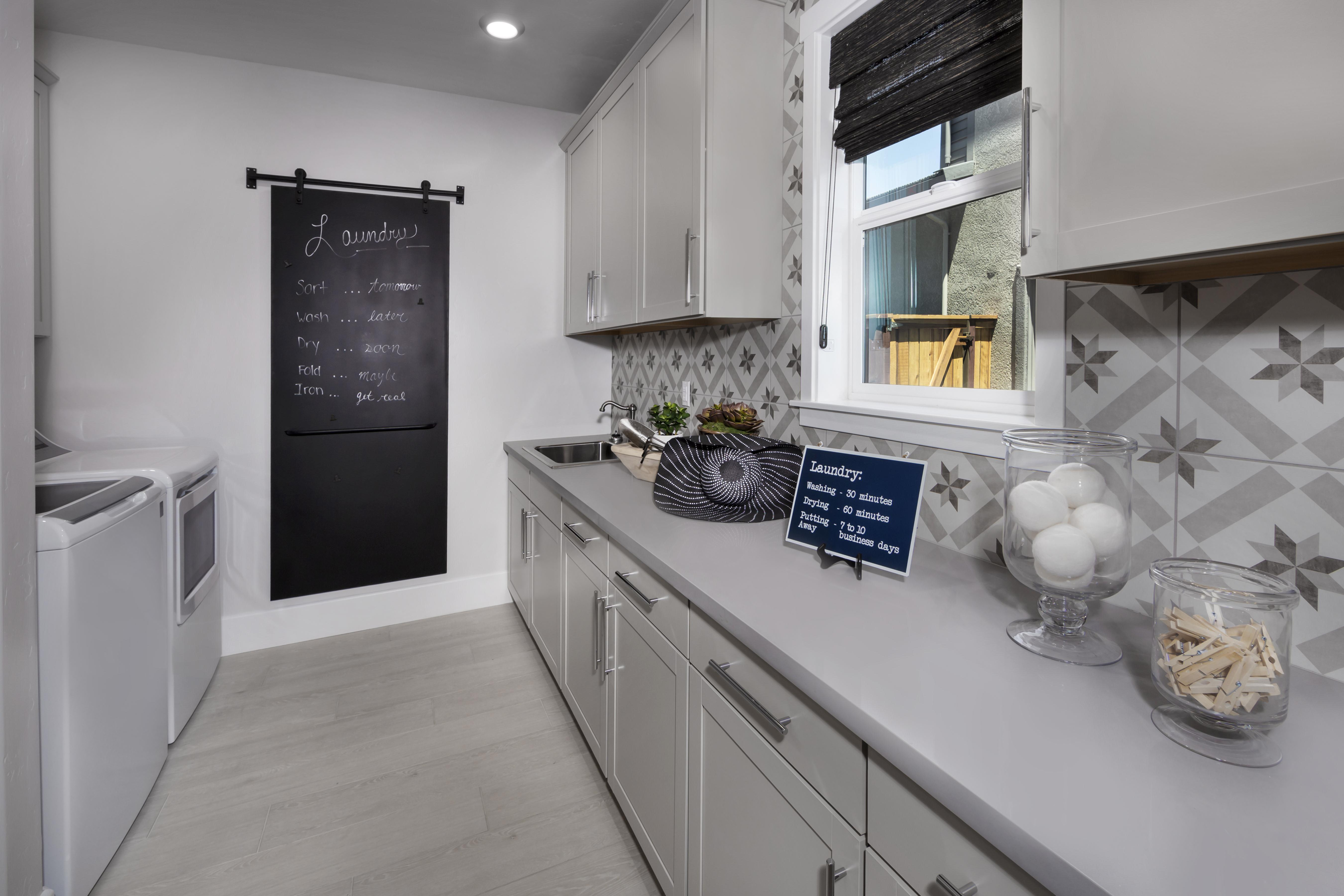 Kitchen featured in the Residence One-X By Tim Lewis Communities in Sacramento, CA