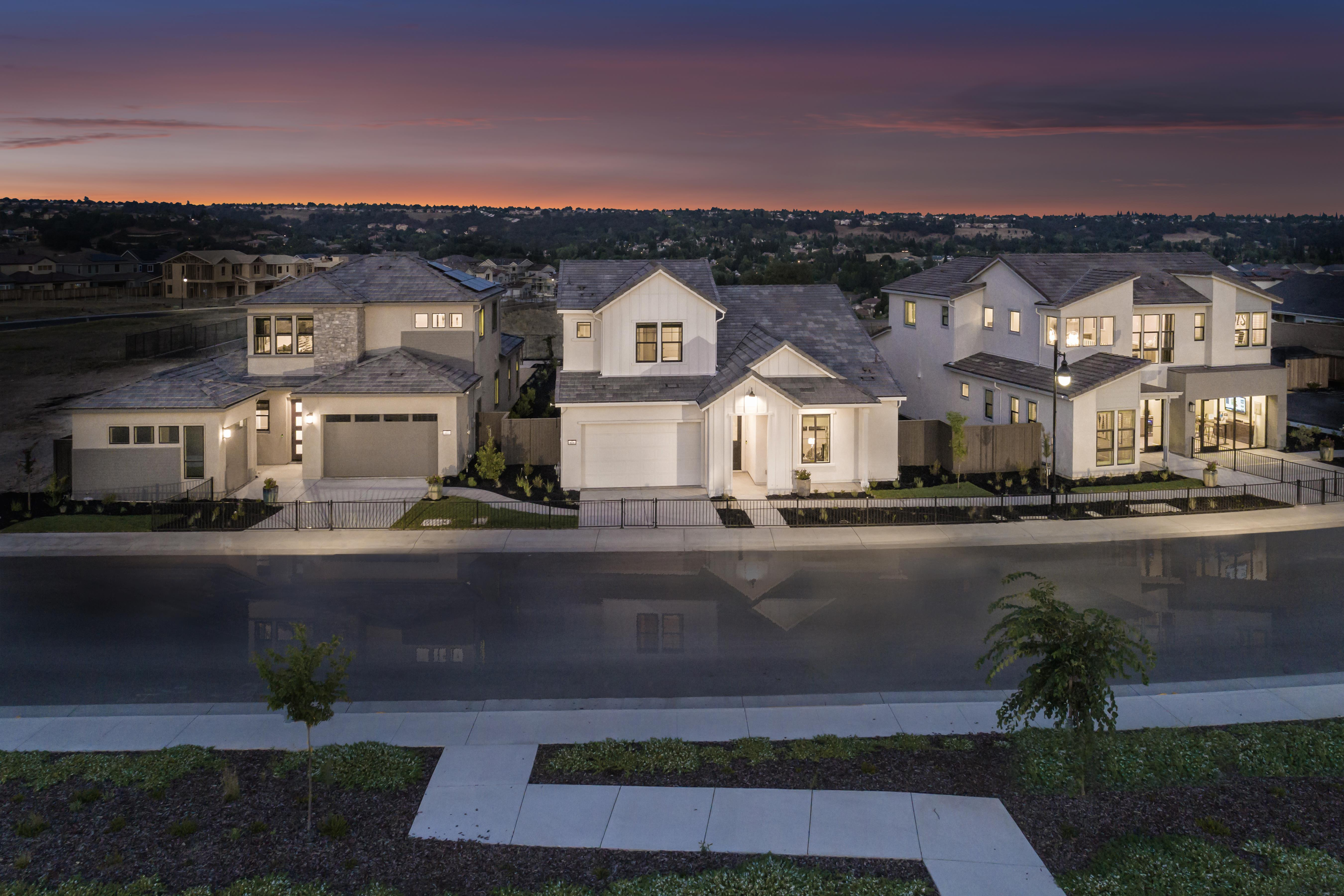 'The Summit at Whitney Ranch' by Tim Lewis Communities in Sacramento