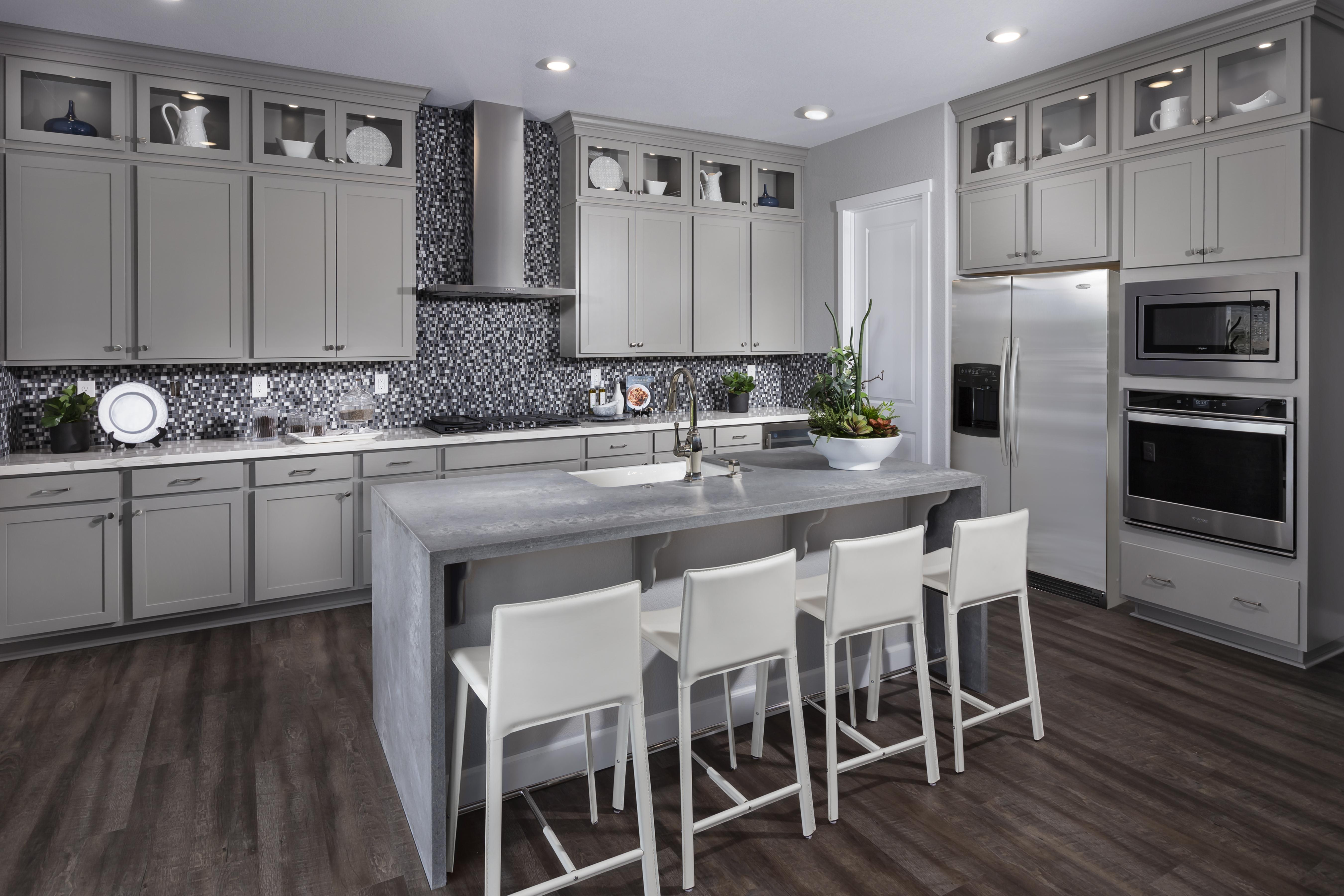 Kitchen featured in the Plan 2 By Tim Lewis Communities in Reno, NV