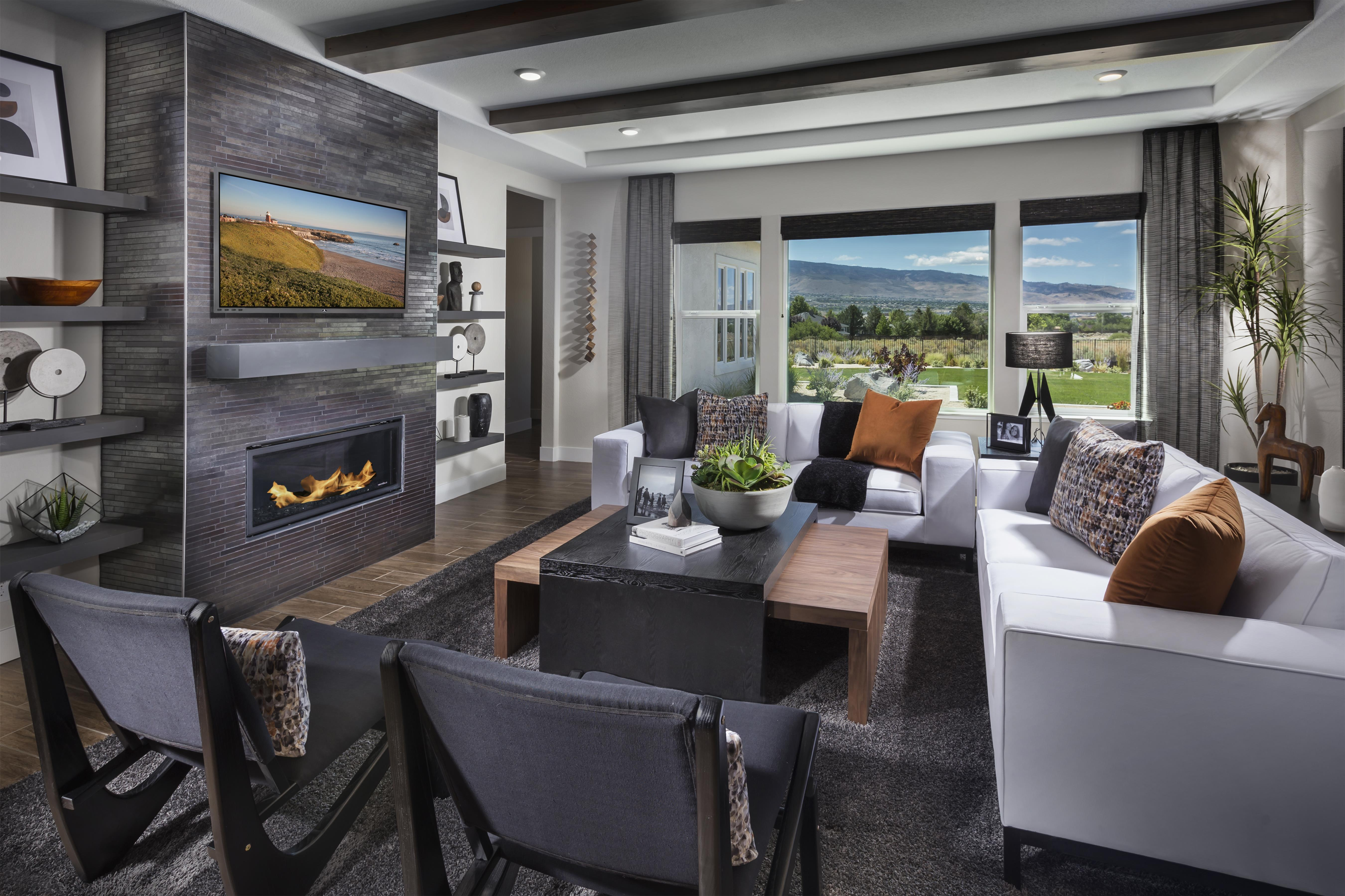 Living Area featured in the Plan 4 By Tim Lewis Communities in Reno, NV