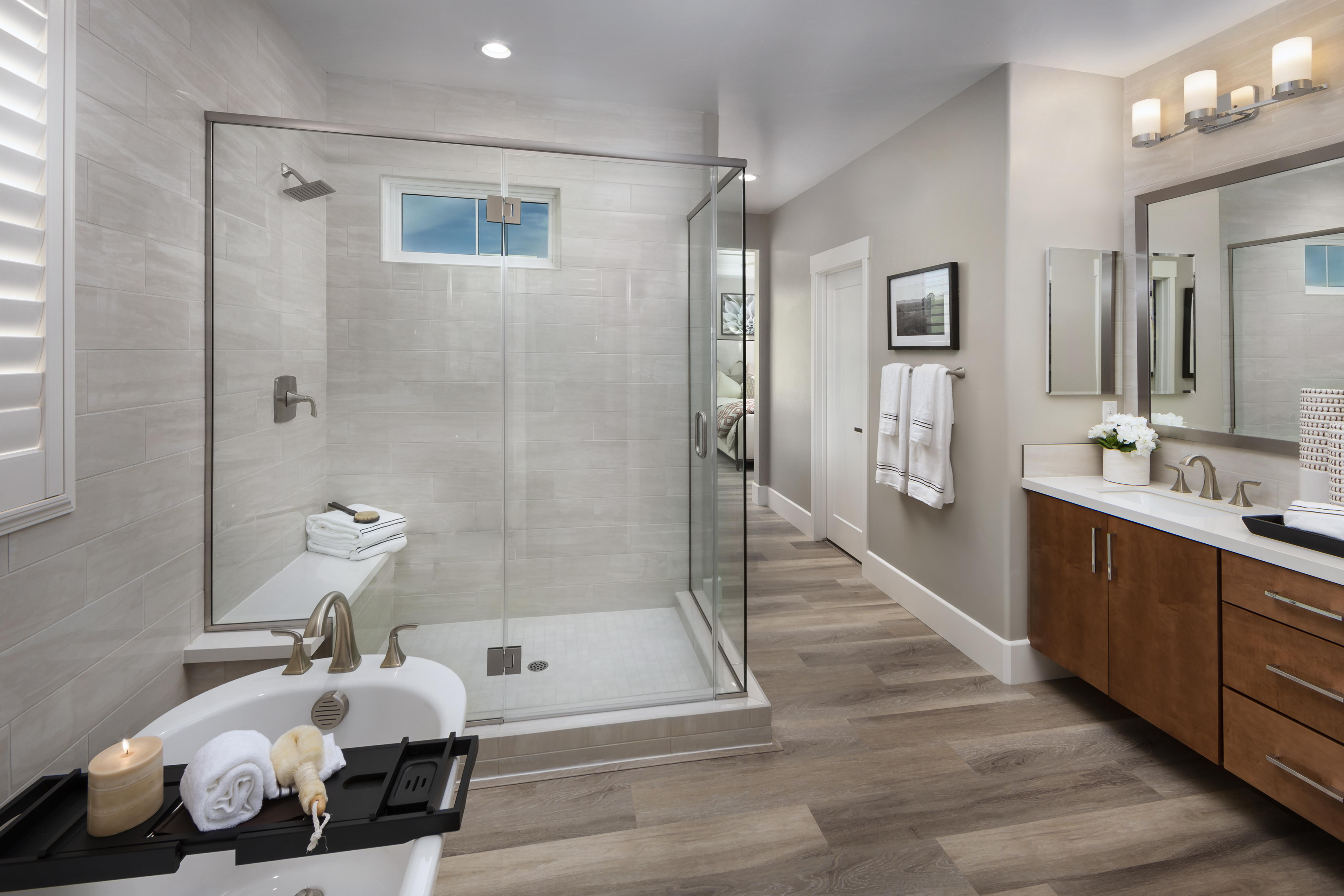 Bathroom featured in the Residence Two By Tim Lewis Communities in Sacramento, CA