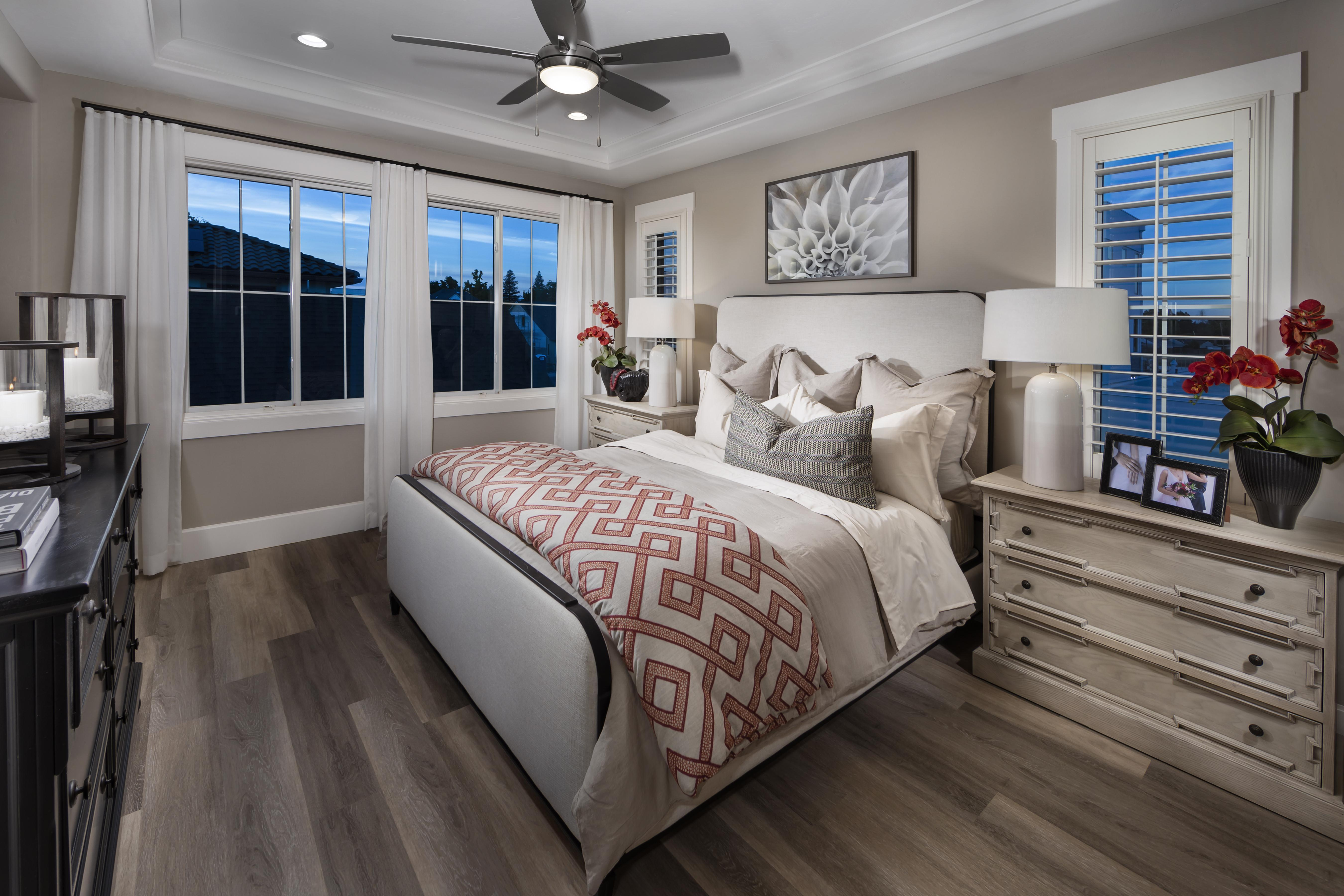 Bedroom featured in the Residence Two By Tim Lewis Communities in Sacramento, CA
