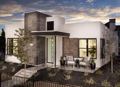 Residence One - Sutter Park-The Garden Homes: Sacramento, California - Tim Lewis Communities