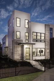 Residence Three - Sutter Park-The Garden Homes: Sacramento, California - Tim Lewis Communities