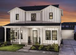 Residence Three - Sutter Park-The Traditionals: Sacramento, California - Tim Lewis Communities