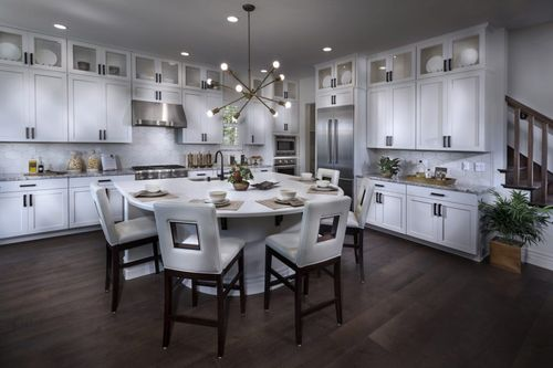 Kitchen-in-The Mt Diablo-at-The Enclave-in-Dublin