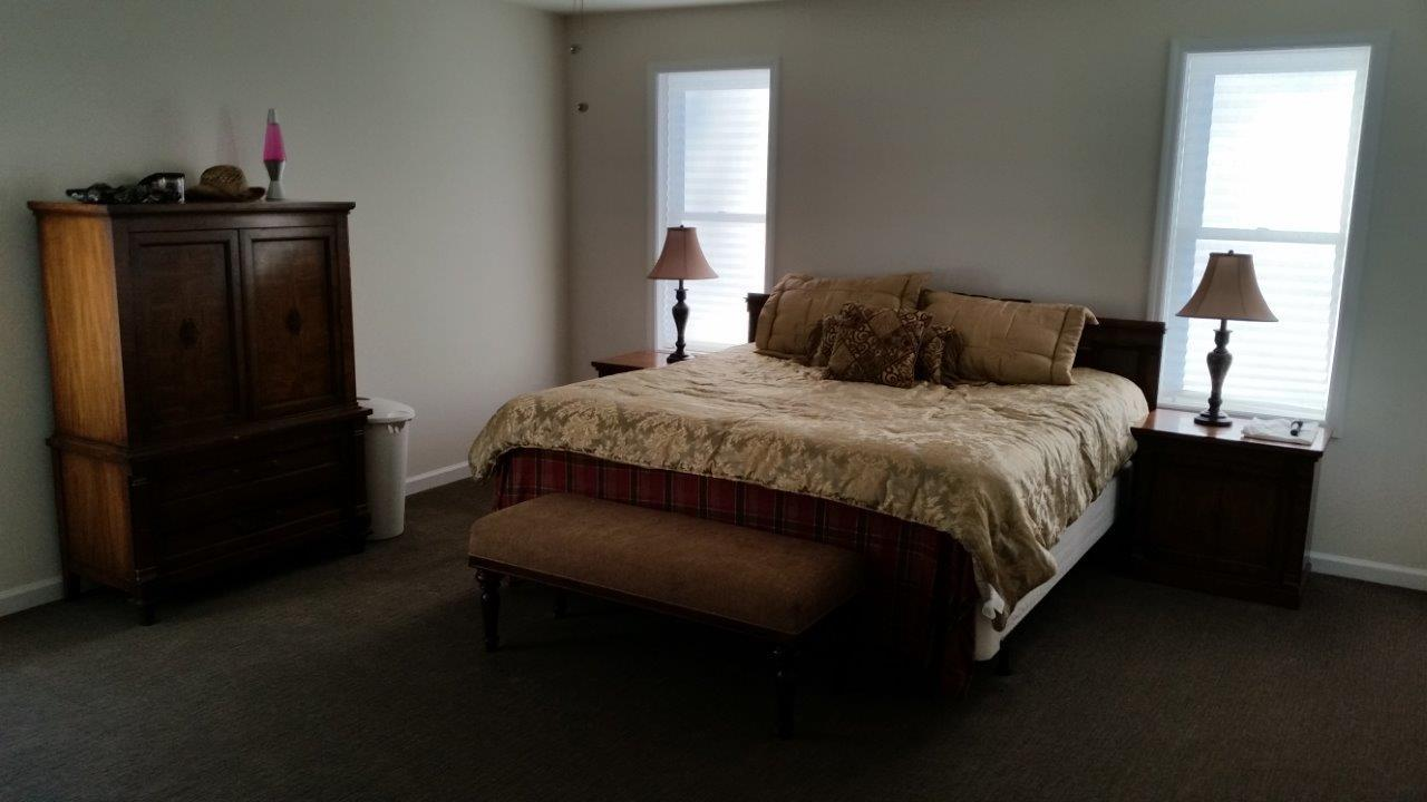Bedroom featured in The Sycamore By Timbercrest Builders in Poconos, PA
