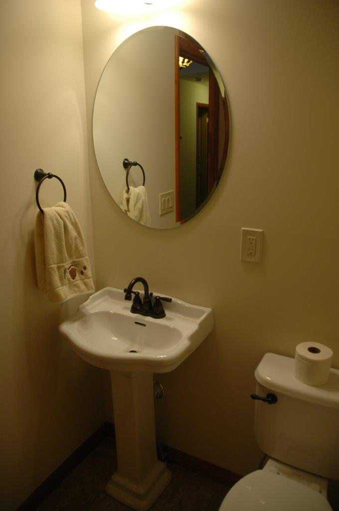 Bathroom featured in The Aspen By Timbercrest Builders in Poconos, PA