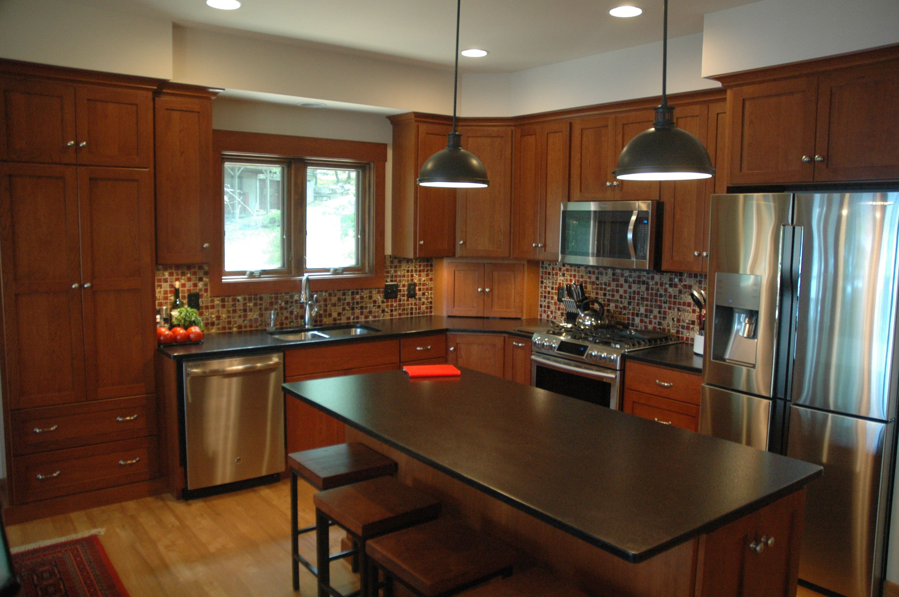 Kitchen featured in the Custom By Timbercrest Builders in Poconos, PA
